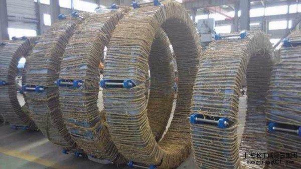 上海橡胶接头,单球橡胶接头,双球橡胶接头,翻边橡胶接头,上海淞江翻边橡胶接头