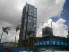 横琴总部大厦采用上海淞江波纹补