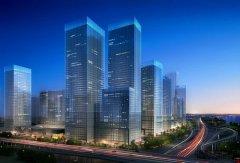 南京金融城项目配套淞江牌橡胶接