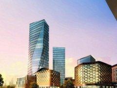 北京龙湖时代天街项目暖通系统吊