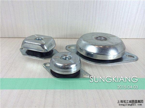 淞江JA/JY型橡胶减震器