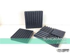SD型橡胶减震垫