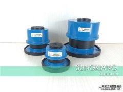 水泵阻尼弹簧减震器