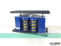空调机组弹簧减震器-上海淞江弹簧减震器厂家
