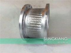 DN350金属软管|上海淞江DN350不锈钢金属软接头