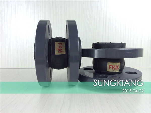 PVC法兰氟橡胶接头,上海PVC法兰氟橡胶接头,淞江PVC法兰氟橡胶接头