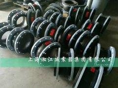 上海淞江DN250口径橡胶接头发货