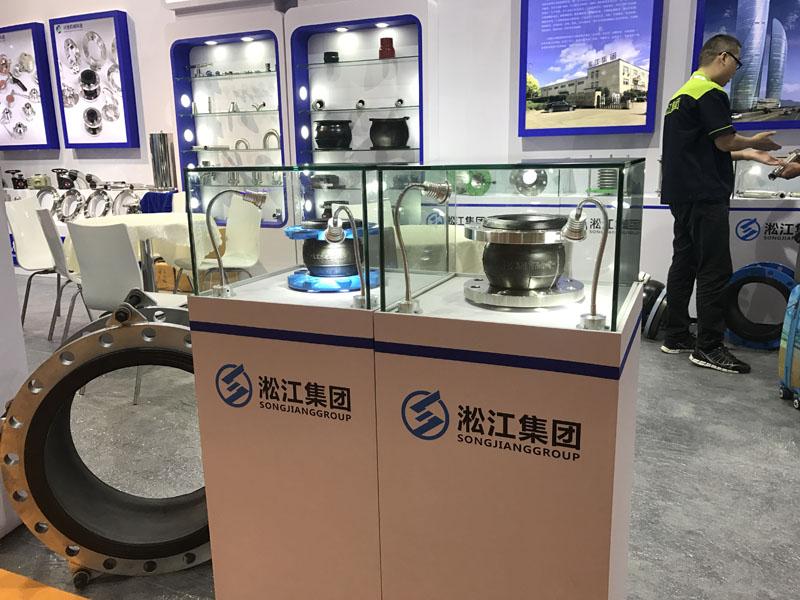 【浙江】绍兴新昌县钦寸水库工程采购DN300水泵减震接头